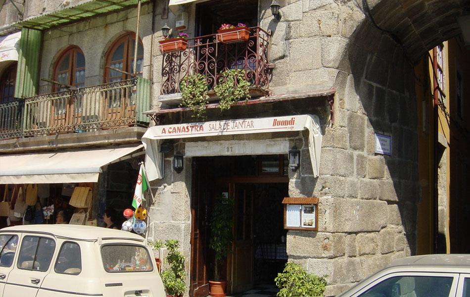 restaurante A Canastra