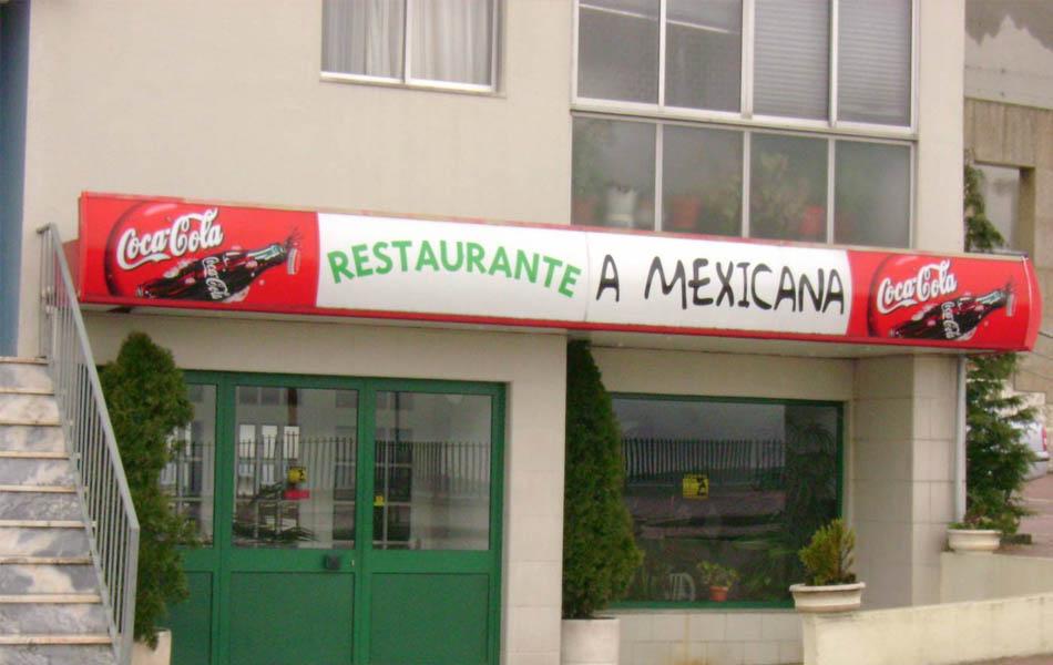 restaurante Mexicana