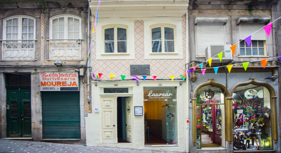 restaurante Laurear