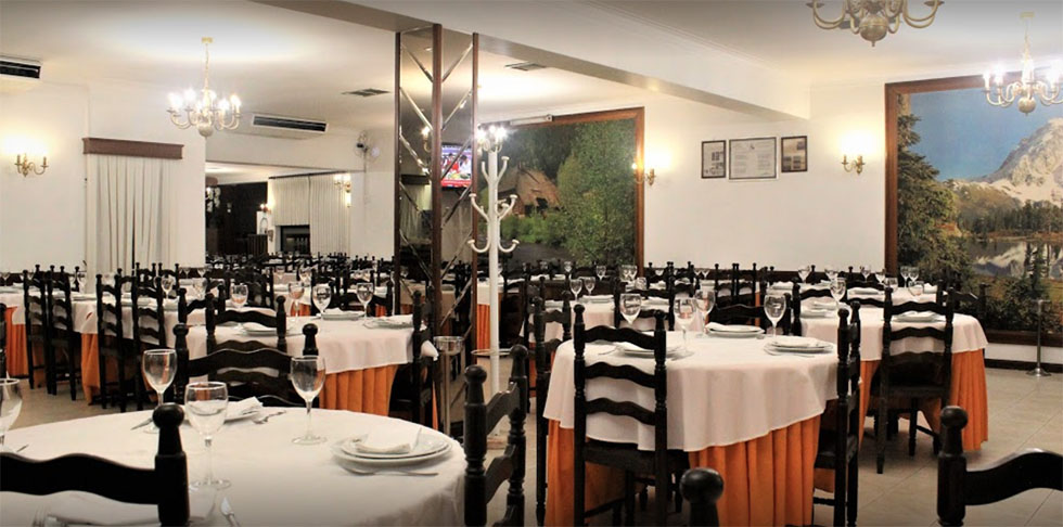 Restaurante flor do ave